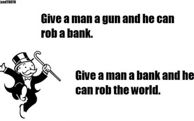 Let's Make the Banksters Irrelevant